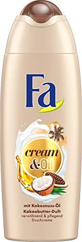 Fa Cream & Oil Duschgel, 6er Pack (6 x 250 ml)