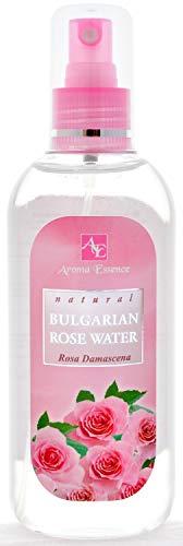 100% Natürliches Rosenwasser Damascene Spray 200ml, feuchtigkeitsspendendes Gesichtstoner, Körper,...