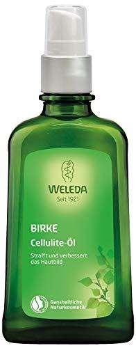 WELEDA Birken Cellulite-l, straffendes Naturkosmetik Krperl fr neue Spannkraft und glatte Haut,...