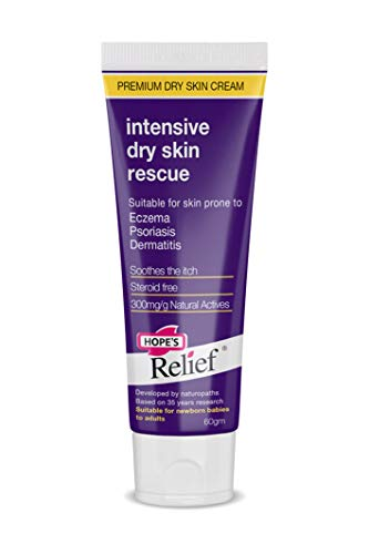Hope's Relief Intensive Dry Skin Rescue Cream für trockene, sensible Haut