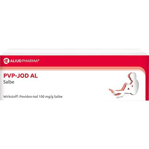 PVP-Jod AL Salbe Antiseptikum, 25 g Salbe