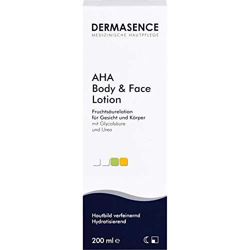 Dermasence AHA Body & Face Lotion, 200 ml