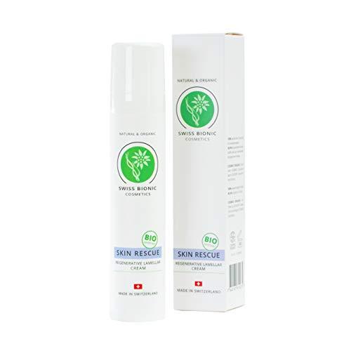 SWISS BIONIC Skin Rescue Creme - bei Psoriasis, Neurodermitis, Schuppenflechte, Sonnenbrand und...