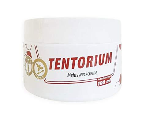 Propolis Schmerzsalbe entzündungshemmend mit Bienengift & Bienenwachs - Creme Tentorium 100 ml -...