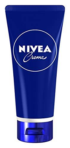 Nivea Creme im 6er Pack (6 x 100 ml), klassische Hautcreme für den ganzen Körper, pflegende...