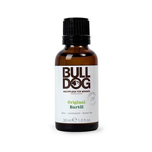 Bulldog Original Bartöl Herren, 1er Pack (1 x 30 ml)