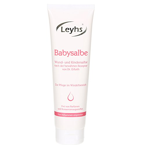 Leyhs Babysalbe, 150 ml