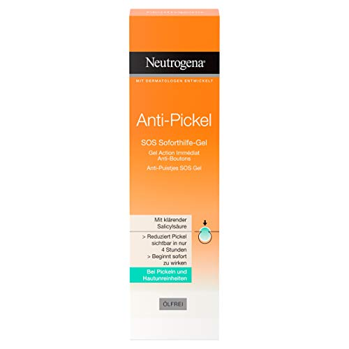 Neutrogena Visibly Clear Anti Pickel SOS Soforthilfe-Gel 15ml