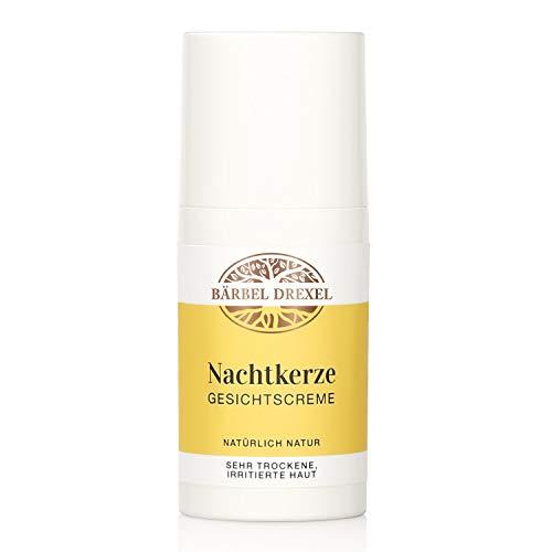 BÄRBEL DREXEL® Nachtkerze Tagescreme, Vitaminreiche Naturkosmetik, Nachtkerze Gesichtscreme (30ml)...