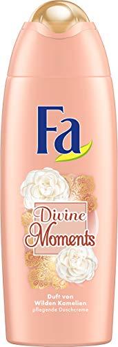 FA Duschcreme Divine Moments mit Duft von Wilden Kamlien, (250 ml)