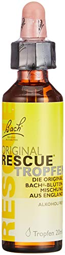 BACH ORIGINAL Rescue Tropfen, 20 ml