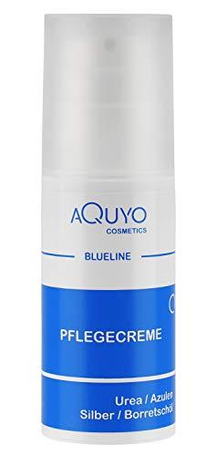 Blueline Creme bei Ekzem, Hautpilz, Psoriasis oder Neurodermitis | Körpercreme für trockene,...