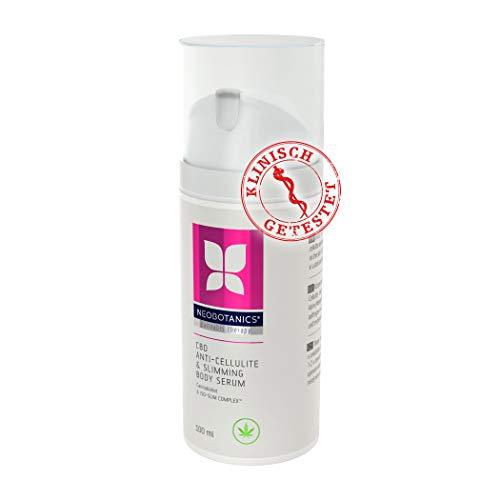 NEOBOTANICS® CBD Anti Cellulite & Slimming Booster Body Serum, mit dem Beauty Super-Wirkstoff...