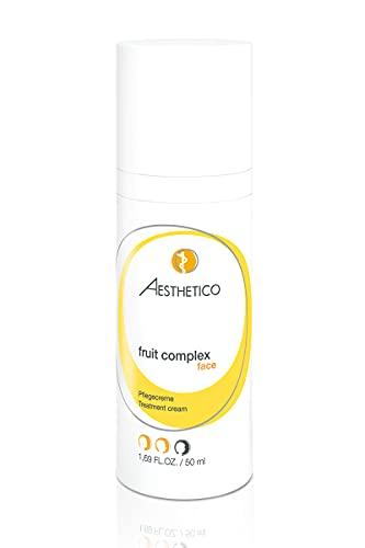 AESTHETICO fruit complex - Fruchtsäurecreme jetzt auch für empfindliche Haut, wirkt auf die...