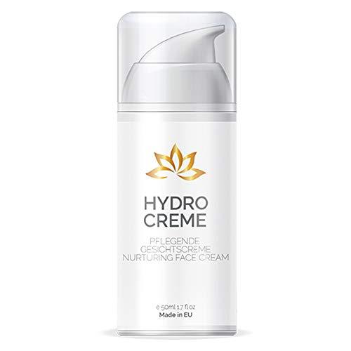 Hydro Creme - Anti Aging Creme für Frauen und Männer | Feuchtigkeitscreme - Tagescreme -...