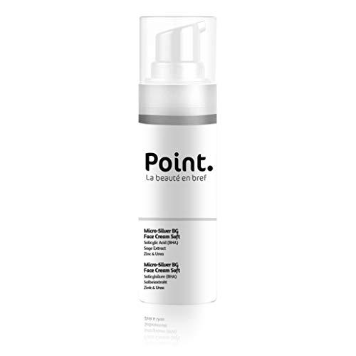 *NEU* Point Mikro Silber- Face Creme Soft - 50 ml Tagescreme- zur Reinigung & Pflege-Hilft Bei Akne...