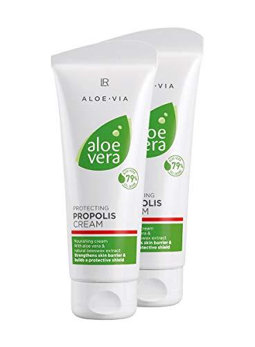 LR ALOE VIA Aloe Vera Schützende Propolis Creme (2x 100 ml)