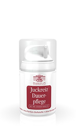 Dermaplan Juckreiz Dauerpflege | trockene Haut & akuten Juckreiz effektiv lindern | Juckreiz-Creme...