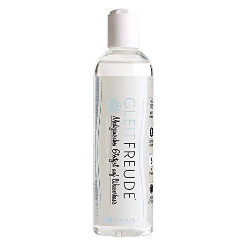 Deluxe Lumunu Aqua Gleitgel Gleitfreude, Langzeitwirkung auf Wasserbasis (250ml), von Venize