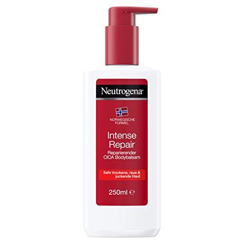 Neutrogena Norwegische Formel Bodylotion, Intense Repair, für sehr trockene Haut, 250ml