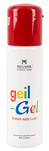 ORION Geilgel - Neutrales Gleitgel auf Wasserbasis, duftneutrales Gleitmittel für langanhaltende...