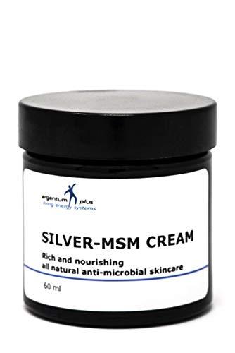 Silber-MSM Crème 60 ml
