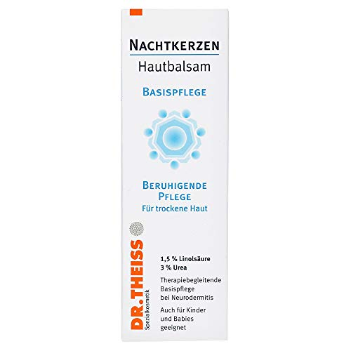 Dr. Theiss Nachtkerzen Hautbalsam Basiscreme, 200 ml Creme