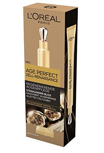 L'Oréal Paris Augenpflege, Age Perfect Zell Renaissance, Anti-Aging Augencreme, Kraft und...