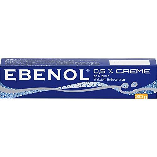 EBENOL 0,5% Creme, 30 g Creme