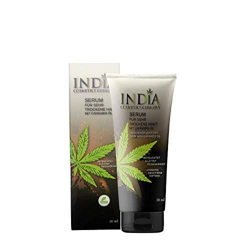 Serum Hautcreme mit Cannabis Öl. Hanfcreme für sehr trockene Haut und Gesicht. Hautpflege bei...