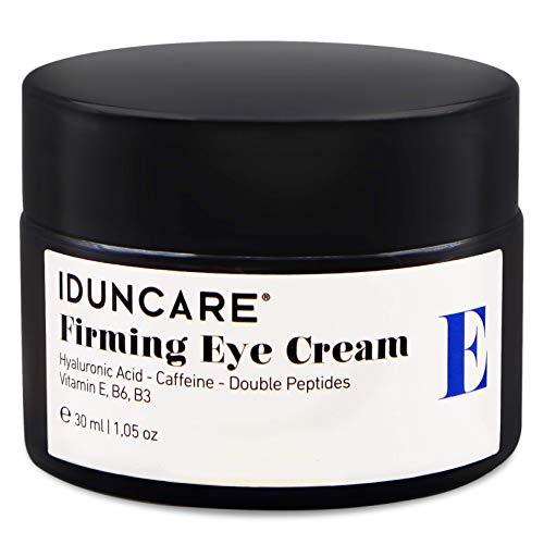 Iduncare Straffende Augencreme - Anti Aging Augenpflege gegen geschwollene Augen, hängende...