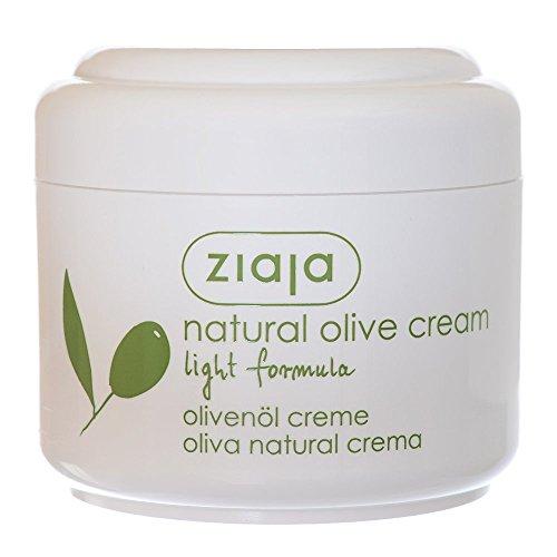 Natürliche Olivencreme Light Formula 200ml von Ziaja // Naturalny krem oliwkowy lekka formu?a...