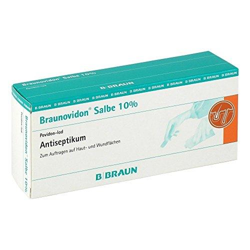 Braunovidon Salbe, 100 g