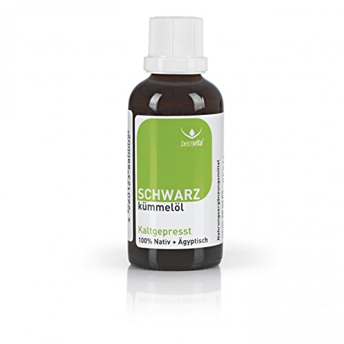 Beovita - Schwarzkümmelöl 50 ml