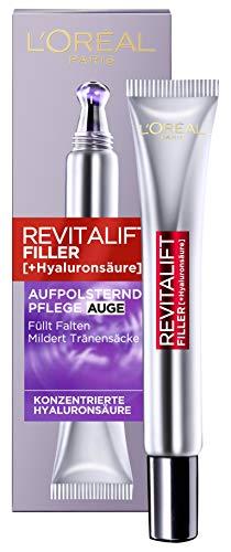 L'Oréal Paris Augenpflege, Revitalift Filler, Anti-Aging Augencreme, Revolutionäre...