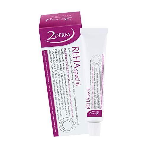 REHA Psoriasis und Neurodermitis Creme - Patentierte Heilende Haut Behandlung für alle Hauttypen -...
