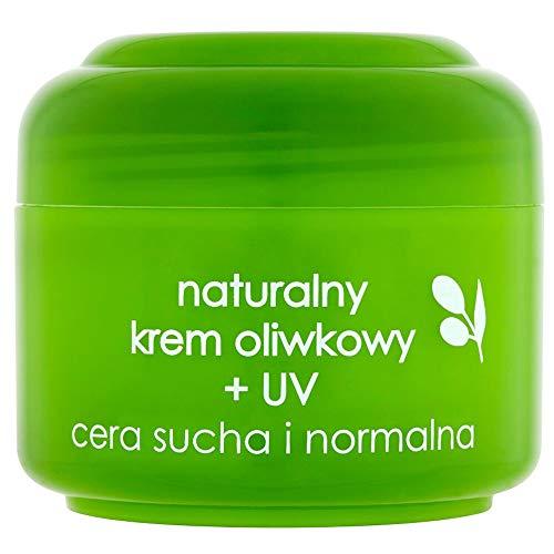 Natürliche Olivencreme mit UV Schutz 50ml von Ziaja