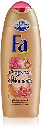 FA Duschcreme Oriental Moments mit Wüstenrosen- & Sandelholz-Duft, 1er Pack (1 x 250 ml)