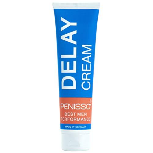 Penisso Delay Penis-Creme | Made in Germany | Potenzmittel zum Auftragen auf den Penis | für...