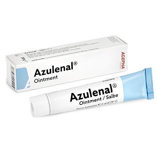 Azulenal Wund und Heilsalbe - Natrlich Entzndungshemmende Salbe After Ekzem Wundsalbe Baby Creme