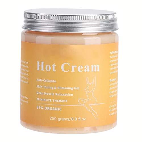 Anti Cellulite, Cellulite Creme, Anti Cellulite, Straffende Crème aktiviert die Haut zur...