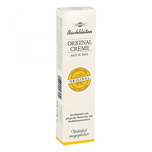 BACHBLÜTEN Original Creme nach Dr.Bach 30 g