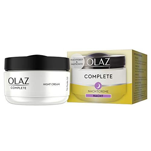Olaz Complete Nachtcreme fr Normale und Trockene Haut, 50ml