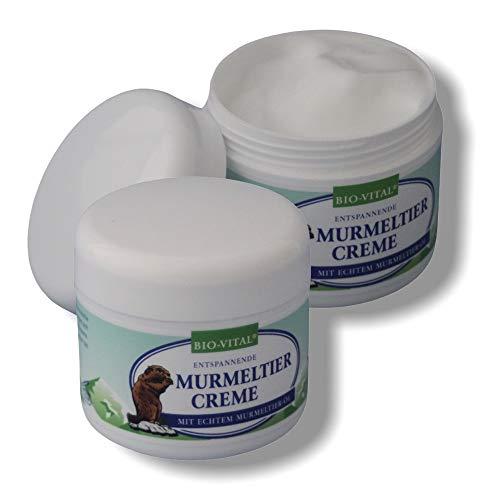 2X 250ml Murmeltiersalbe mit echtem Murmeltieröl, Murmeltierfett, Massageöl, Murmeltier Öl, Fett,...