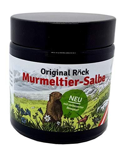 Original Röck Murmeltiersalbe - seit Jahrhunderten bewährtes Hausmittel zum Auftragen auf die...