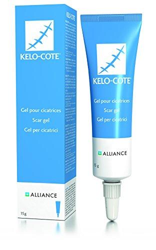 Kelo-cote Silikon Gel zur Behandlung von Narben 15 g