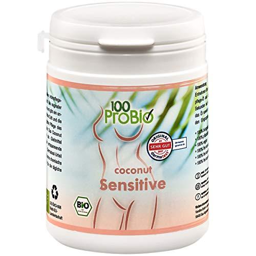 100ProBio Coconut Sensitive 250ml Intimpflegeöl Dermatest Sehr Gut | Bio Natürliche Intimpflege |...