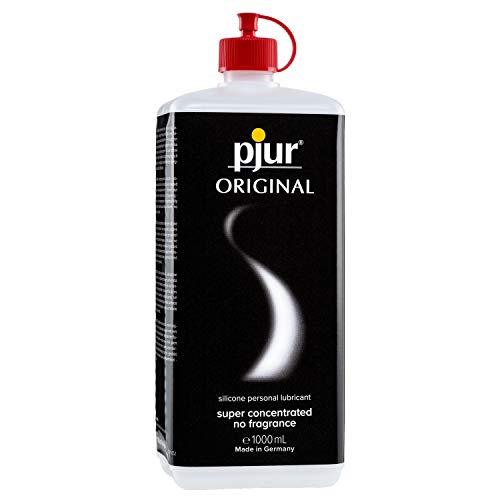 pjur ORIGINAL - Premium Silikon-Gleitgel - lange Gleitfähigkeit ohne zu kleben - sehr ergiebig und...