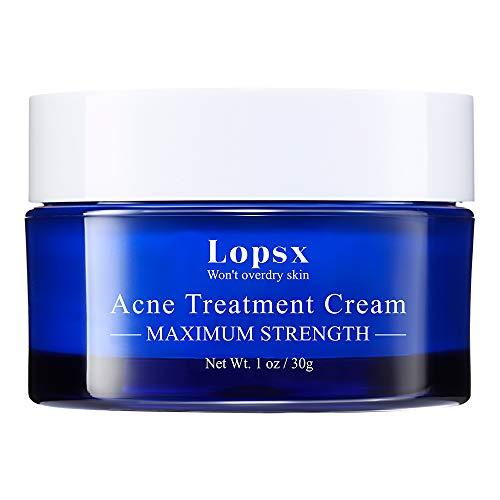 Anti Akne Creme Lopsx akne behandlung gel cream gegen pickel unreine haut gegen pickel entfernen...