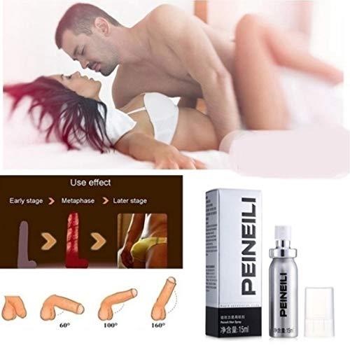 15ml India God Öl Men Sex Delay Spray- Gegen Vorzeitigen Samenerguss,Orgasmus Verzögerungsspray...
